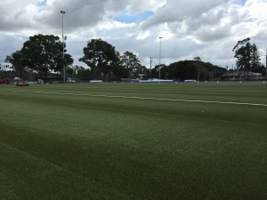 Synthetic pitch Brisbane